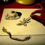 Fredo' nun 3 Boyutlu Çizimleri
