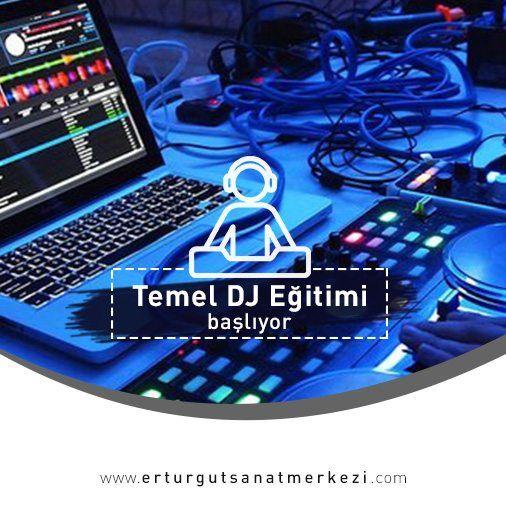 İzmir'de DJ Kursu Almak İsteyenleri Bekliyoruz.