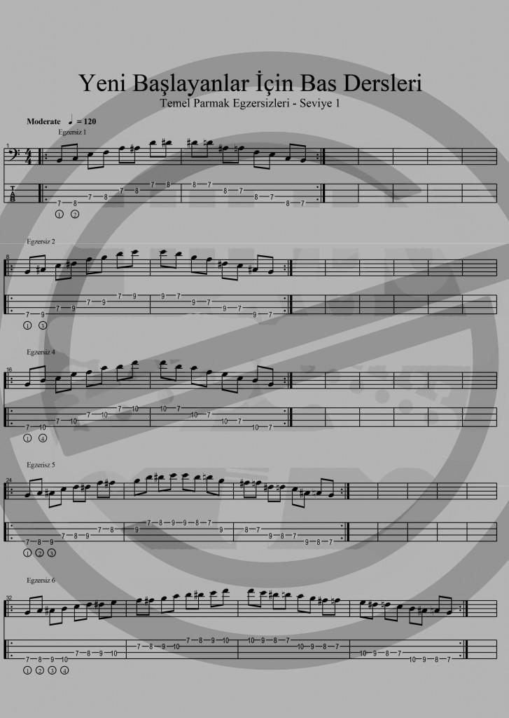 Bas-gitarda-temel-parmak-egzersizleri