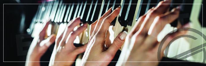 Piyano teknikleri ile ilgili faydalı bilgiler.
