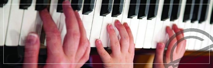 Öğrenmek için 4 el piyano tekniği