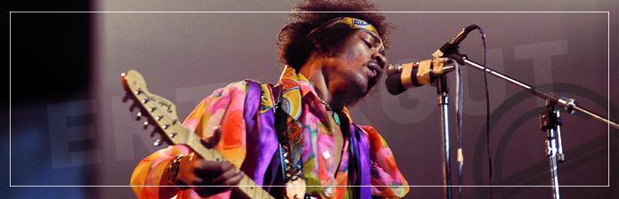 Dünyanın en iyi gitaristi Jimi Hendrix