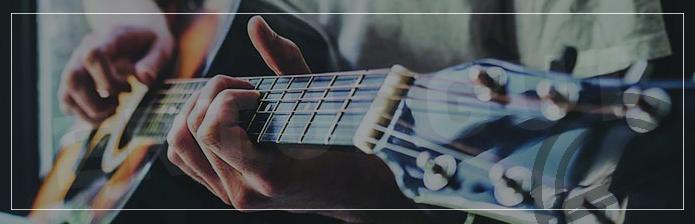Gitar pamak egzersizi