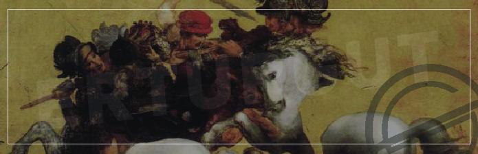 """Leonardo da Vinci'nin Kayıp Başyapıtı """"Anghiari Savaşı"""" Gerçekte Var mı?"""