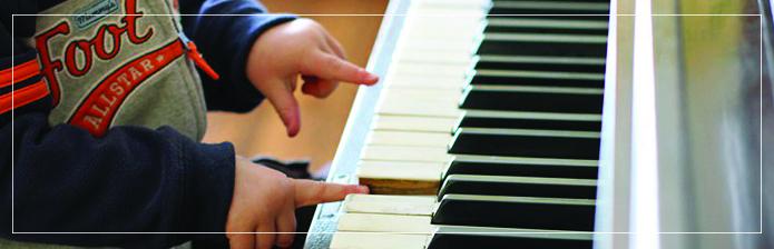 Çocuklar ve piyano eğitimi