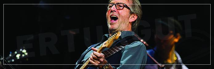 Eric Clapton Gitar Tonu