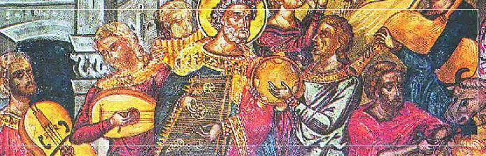 Ortaçağ'dan Yükselen Bizans Ezgileri