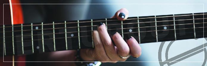 Gitar akorları nasıl basılır?
