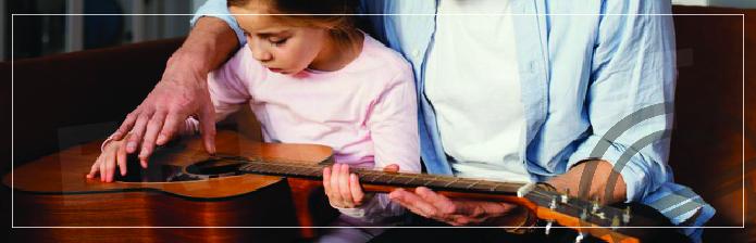 Çocukları İçin Başlangıç Gitarı