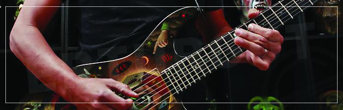 50 Efsanevi Gitaristin Tel Seçimleri