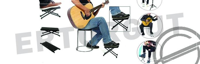 Gitarda Ayak Sehpası Ne İşe Yarar?