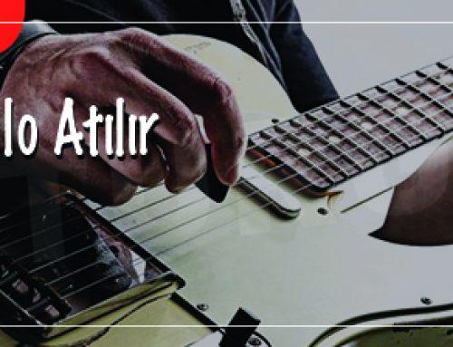 Gitarda Nasıl Doğaçlama Solo Atılır?