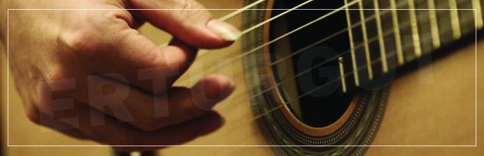 Gitarda Parmak Harf Ve Numaraları