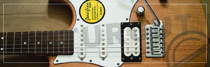 Başlangıç Seviyesi İçin En İyi 10 Elektro Gitar