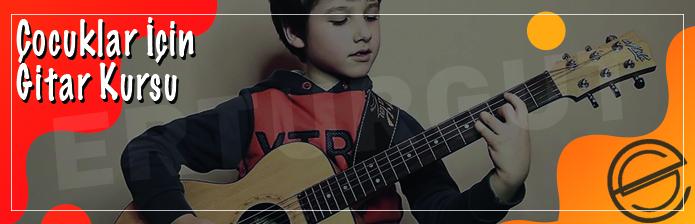 Çocuklar İçin Gitar Kursu